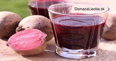 Červená repa nie je príliš chutná, avšak extrémne zdravá. Tu je 8 dôvodov, ktoré vás presvedčia, aby jej šťavu pili aspoň raz týždenne.