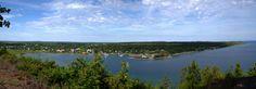 Manitoulin Island ON - By Arawak at English Wikipedia (Own work) [Public domain], via Wikimedia Commons English Wikipedia, Manitoulin Island, Water Island, Lake Huron, Wikimedia Commons, Public Domain, Fresh Water, Ontario, Canada