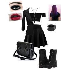 A fashion look from September 2014 featuring Boohoo tops, J.TOMSON blazers and Naughty Monkey boots. Browse and shop related looks.