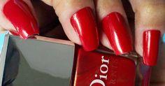 651 (Merveille) by Dior - My hand @yinguinha