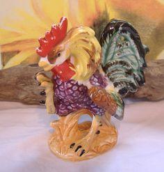 Chicken Figurine Vintage Collectible Figures Online