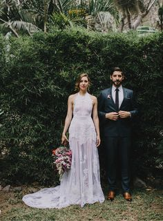 Intimate, Eco-Friendly Guatemala Wedding: Rachael + Jason