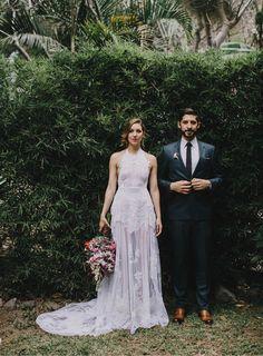 Intimate, Eco-Friendly Guatemala Wedding: Rachael + Jason