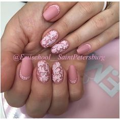 """Нейлкруст"" #nailart #nails #nailsdesign #нейлкруст #артаксессуар #nail…"
