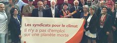 """OPINION 27 Sep 2015 By Joseph Scales Keywords: joseph scales workers rights climate change International unions are readying themselves for the climate change battle, writes Joseph Scales. """"We hav... http://winstonclose.me/2015/09/29/theres-no-jobs-on-a-dead-planet-written-by-joseph-scales/"""