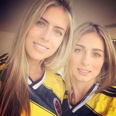 """worldcupgram:  """"#Colombia #SoccerGirl #worldcup2014 #worldCup #brazil #bresil #pialadunia #bergerak #fans #PialaDunia2014 #supporters #mundial2014  #instamood #instaphoto #futebol #futbol #football #sepakbola #follow"""" user bergerak commented after posting this #worldcup2014-tagged photo to Instagram."""