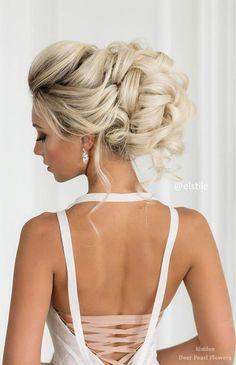 Elstile Wedding Hairstyles for Long Hair / - https://www.luxury.guugles.com/elstile-wedding-hairstyles-for-long-hair/