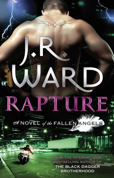 Book Chick City | Reviewing Urban Fantasy, Paranormal Romance & Horror | REVIEW: Rapture by JR Ward (click for review)