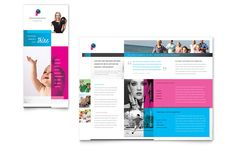 Photography Business Brochure Template Design by StockLayouts