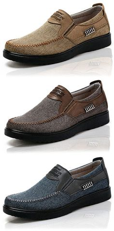 7d3a734439 Men Old Peking Hand Stitching Non-slip Casual Cloth Shoes