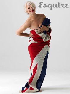 helen mirren for esquire magazine  #UK #British #England #best #unionjack  http://www.roehampton-online.com/?ref=4231900