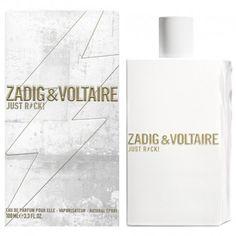 Nuevo #perfume para mujer Zadig & Voltaire Just Rock! de #ZadigVoltaire  https://perfumesana.com/just-rock-pour-elle/2790-zadig-voltaire-just-rock-edp-100-ml-spray-3423474894352.html