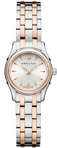 Hamilton Women's H32271155 Lady Jazzmaster White Dial Watch https://www.carrywatches.com/product/hamilton-womens-h32271155-lady-jazzmaster-white-dial-watch/ Hamilton Women's H32271155 Lady Jazzmaster White Dial Watch  #rosegoldwatchladies