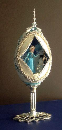 Elsa goose egg