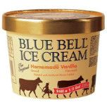 Blue Bell Gold Rim Ice Cream, Assorted Flavors ‑ Shop Tubs at HEB