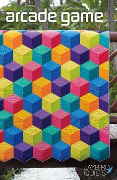 Arcade Game | jaybird quilts | Bloglovin
