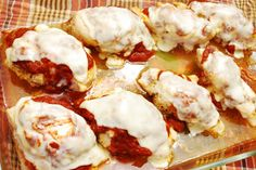 """""""Point-less"""" Meals: Smothered Chicken Italiano"""