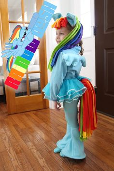 2b02247b17d 10 Best RAINBOW DASH HALLOWEEN COSTUME images