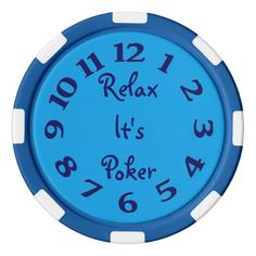 Relax It's Poker Time
