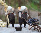 リトルファーマーマウス - フェルト·ドリームス