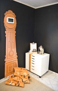 Pudel-design: wall clock idea