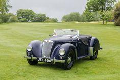 1948 Lea Francis 14HP