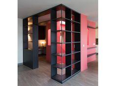 cloison amovible biblioth que modulak castorama 145eur deco pinterest. Black Bedroom Furniture Sets. Home Design Ideas