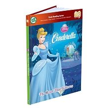 LeapFrog Tag Early Reader Book: Disney Cinderella: The Heart That Believes - English Version
