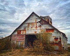 Indiana Barn Photography. Rustic Barn Photo Art. by Lookinforlight, $14.00