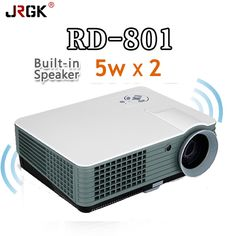 143.53$  Buy now - http://ali720.shopchina.info/go.php?t=32807743231 - RD-801 Multimedia Video Projector 2000 Lumens Home Theater Beamer LED Projector With HDMI/USB/AV/VGA/ATV Input LCD&LED Proyector  #buyonlinewebsite