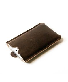 Leather iPhone 4s Sleeve