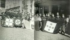 Members of the MP show solidarity with the Spanish, Italian and German comrades -  Portugal,Lisbon 1938