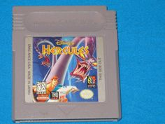 Hercules > Game Boy Video Game > Vintage Game