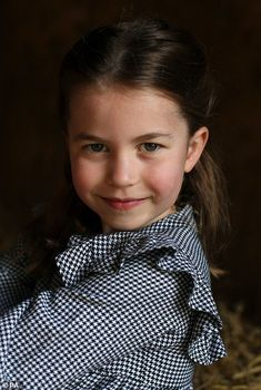 Princess Charlotte of Cambridge is the daughter of the Duke and Duchess of Cambridge, Prince William and Catherine. Charlotte was born on May 02 in