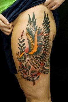 Colorful love birds flowers thigh img7e360477dfe65ef4f