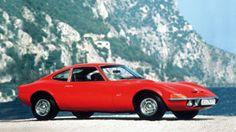 Opel - 1968 - Opel GT, 1,9 Liter 1968-1973