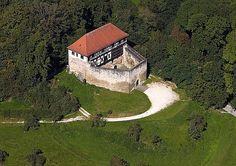 Burg Wäscherschloss, D-73116 Wäschenbeuren im Landkreis Göppingen, Baden-Württemberg. Foto Achim Mende © SSG Pressebild