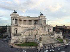 Roma Bellezza – View #Archittetura #Architektur #Architecture • «Scrivania»