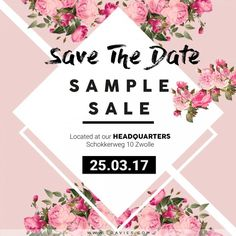 Sample sale LOAVIES -- Zwolle -- 25/03