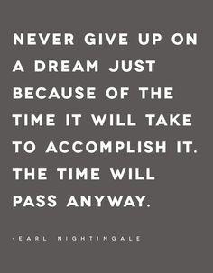 Never, ever, ever, ever, ever give up!! #motivational #inspirational #nevergiveup