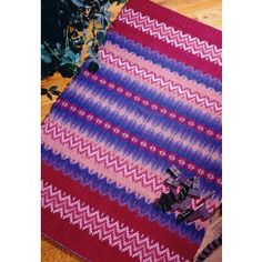 Rosepath Rug Weaving Pattern