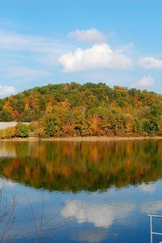 Grayson Lake State Park, Kentucky.
