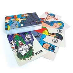 Baralho Dc Comics