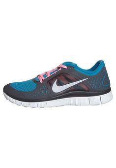 Custom Pink Tribal Aztec Nike Rushe Run Sneakers