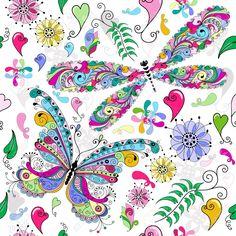 flower mandala background - Pesquisa Google