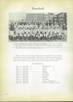 1939+Parkersburg+High+School+Yearbook+via+Classmates.com