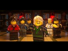 Noooooooo why Lego Ninjago movie the new Ninjas