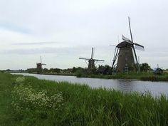 Art Kinderdijk travel-and-places