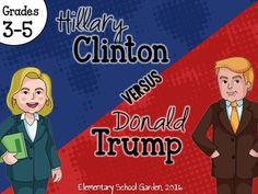 Compare and Contrast the 2016 Presidential Candidates: Hillary Clinton ...