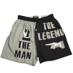 The Legend Men's Boxers